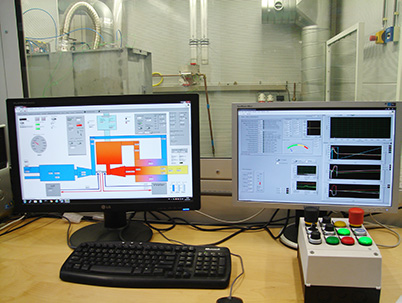EnerTwin lab software