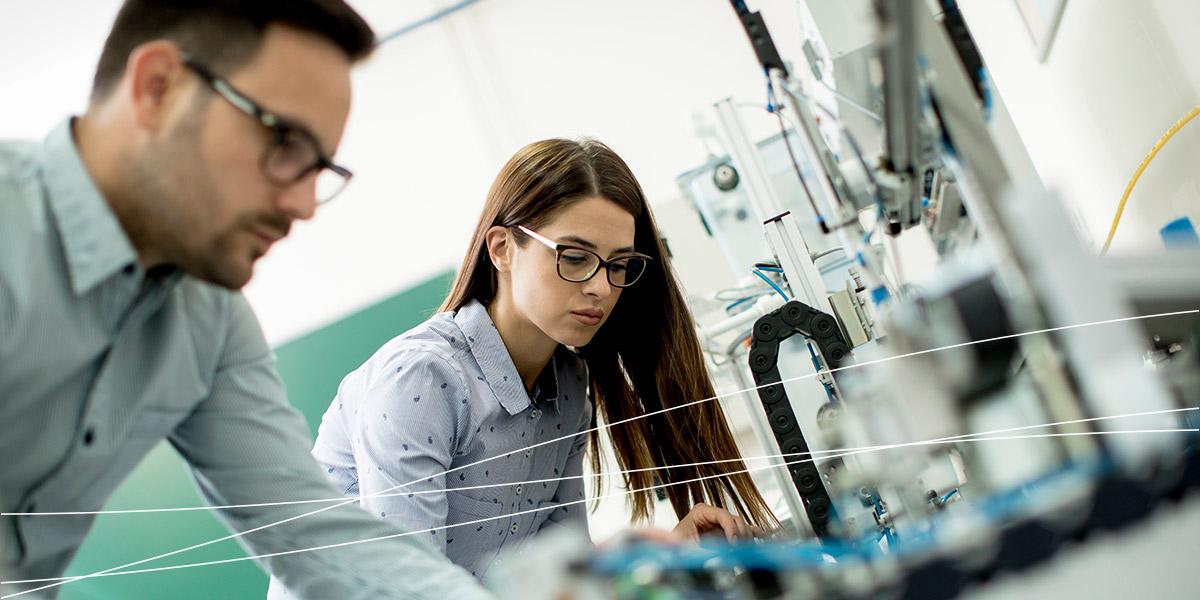 University lab testing