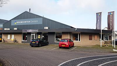 EnerTwin building materials Wanroij Netherlands