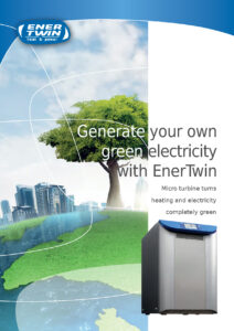 Green Electricity with EnerTwin